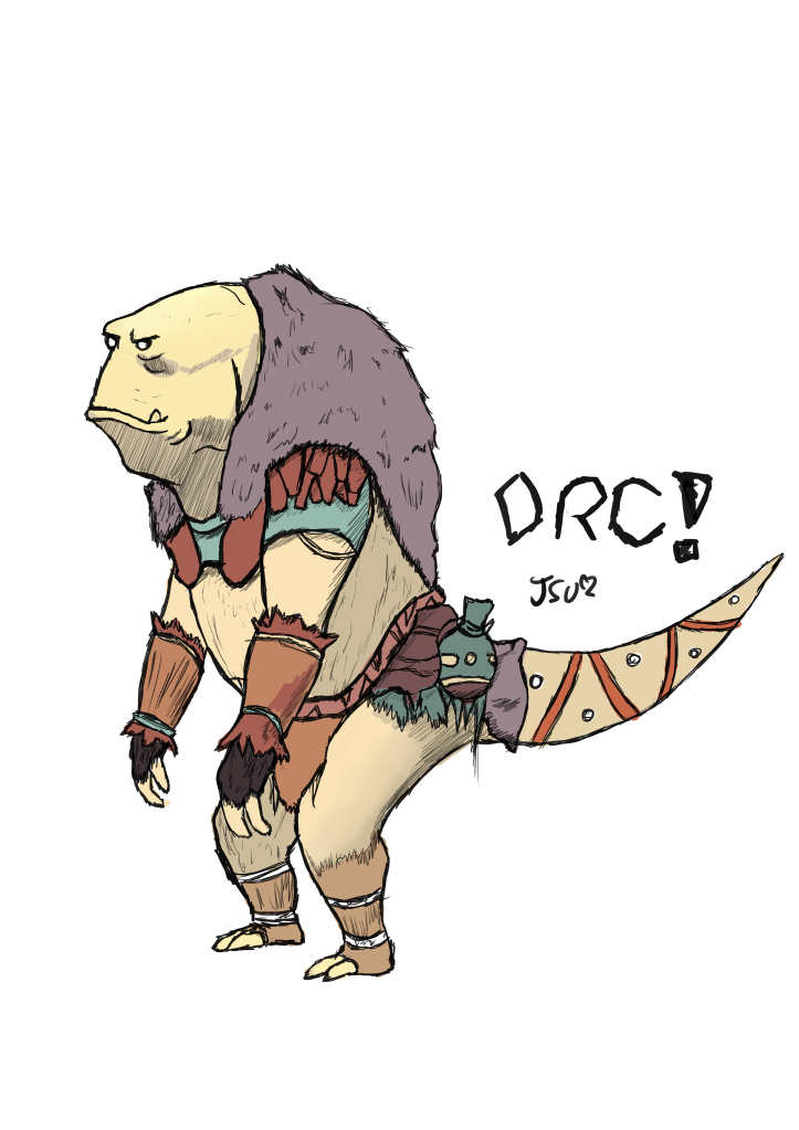 Orc from FFXI